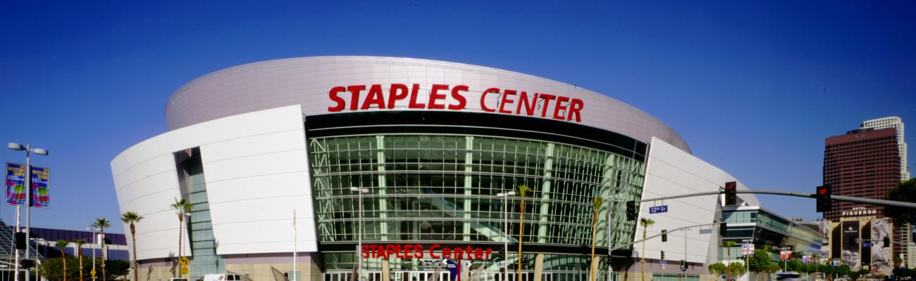 Staples center curtainwall design consulting for Design consultancy los angeles